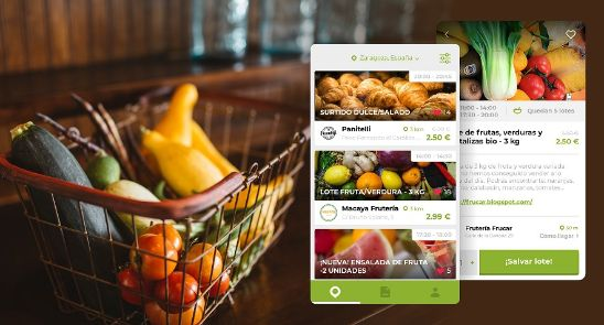 profesionalhoreca, app Encantado de Comerte, desperdicio de alimentos