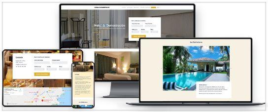 profesionalhoreca, webs de Hotelwebsuite