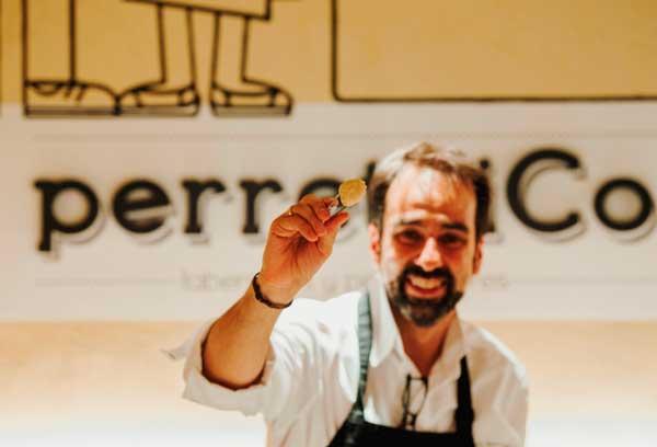 Profesionalhoreca, Josean Merico, creador de PerretxiCo