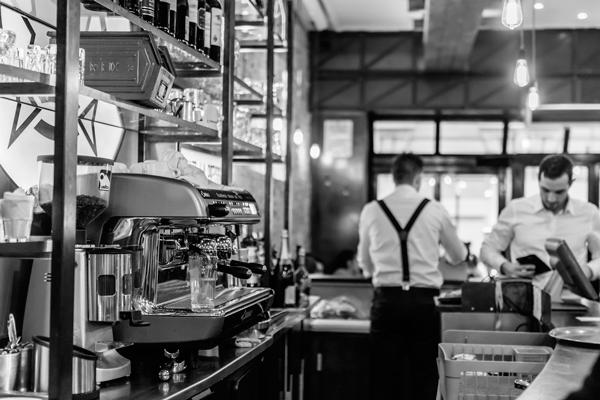 Profesionalhoreca, cafetería