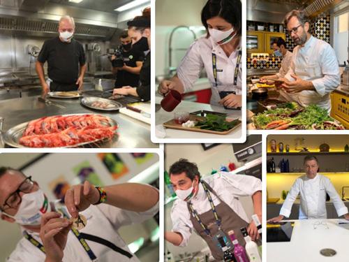 Profesionalhoreca, chefs de San Sebastián Gastronomika 2020