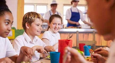 Profesionalhoreca, comedor escolar