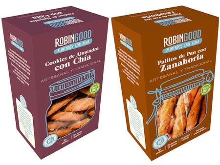 Profesionalhoreca, galletas de RobinGood