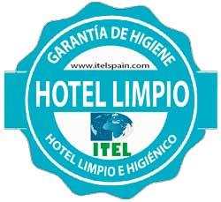 Profesionalhoreca, certificado ITEL de hotel limpio