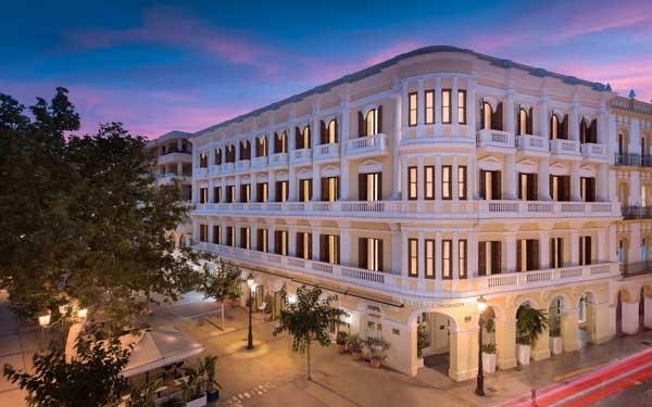 Profesionalhoreca, fachada del Gran Hotel Montesol de Ibiza