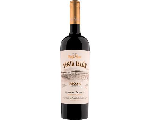 Profesionalhoreca, botella de Rioja Vega Venta Jalón Reserva 2014