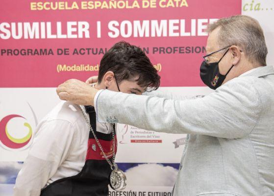 Profesionalhoreca Curso Profesional de Sumilleres, entrega de diplomas