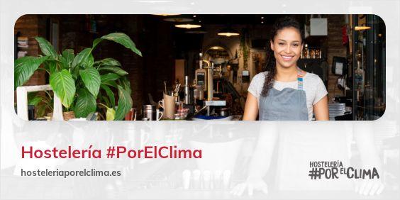 profesionalhoreca, cartel de Hosteleria PorElClima