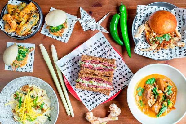 Profesionalhoreca, platos de Ricard Camarena a Casa