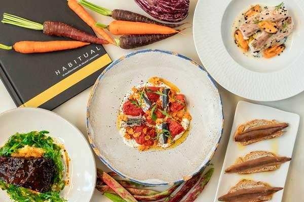 Profesionalhoreca, platos de la cocina mediterránea de Habitual para llevar