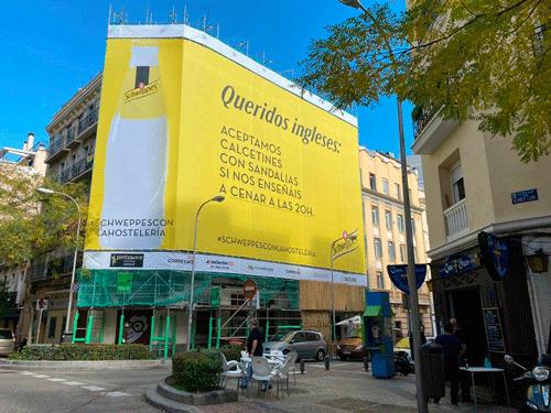 Profesionalhoreca, campaña Early Birds de Schweppes