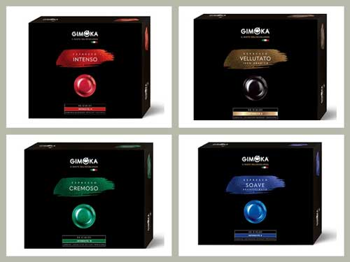 Profesionalhoreca, cápsulas de café Gimoka