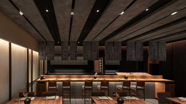 Profesionalhoreca.el nuevo look del restaurante Ta-Kumi de Marbella, proyecto del estudio Paco Lago