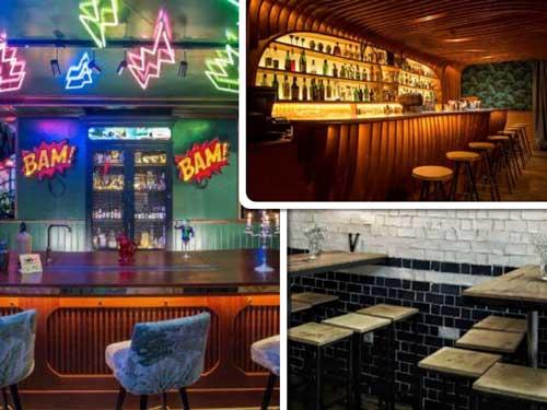 Profesionalhoreca, los tres bares-coctelerías españoles en la lista World's 50 Best Bars 2020: Salmón Gurú, Paradiso y Two Schmucks