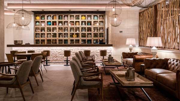 Profesionalhoreca, cafetería del hotel Ansares