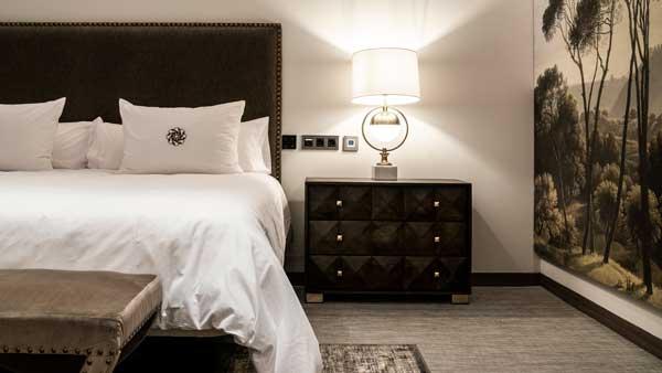 Profesionalhoreca, habitacióndel hotel Ansares