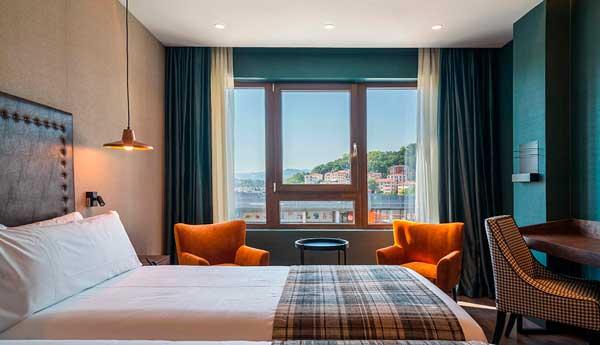 Profesionalhoreca, habotaciónn del hotel Catalonia Donosti