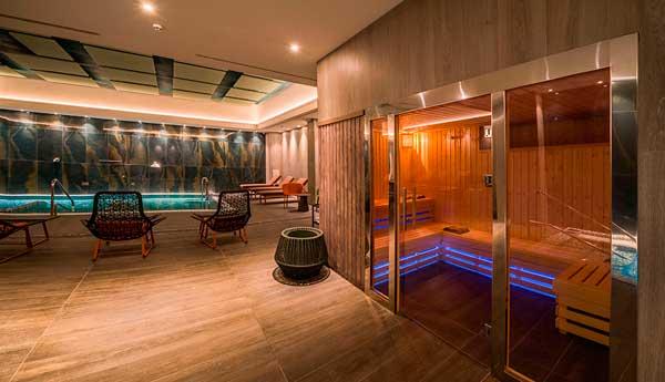 Profesionalhoreca, spa del hotel Catalonia Donosti