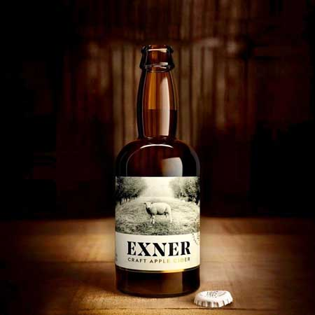 Profesionalhoreca. sidra Exner Cider