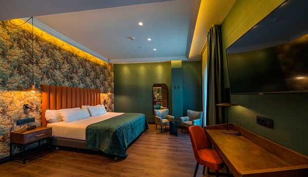 Profesionalhoreca, suite del hotel Catalonia Donosti