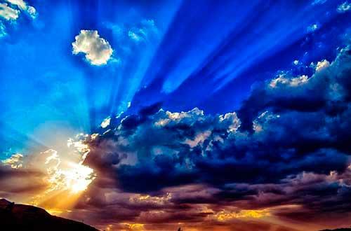 Profesionalhoreca, rayos de sol entre nubes