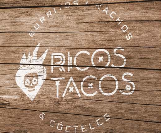 profesionalhoreca, logo de Ricos Tacos