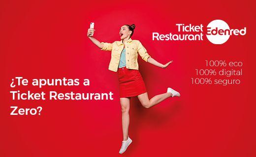 Profesionalhoreca, Ticket Restaurant Zero