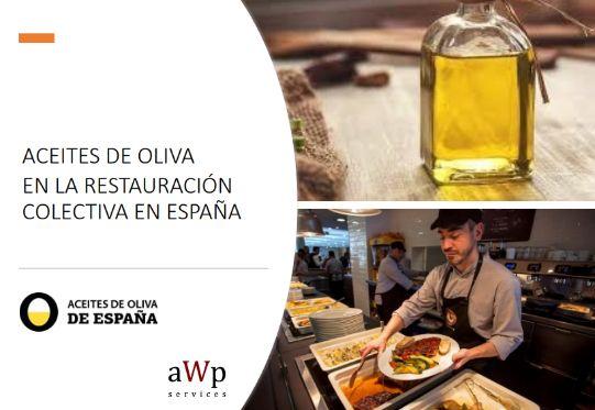 Profesionalhoreca, estudio sobre el aceite de oliva en la restauración colectiva