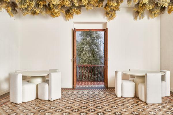 Profesionalhoreca, sillas Season Chair en el restaurante La Salita