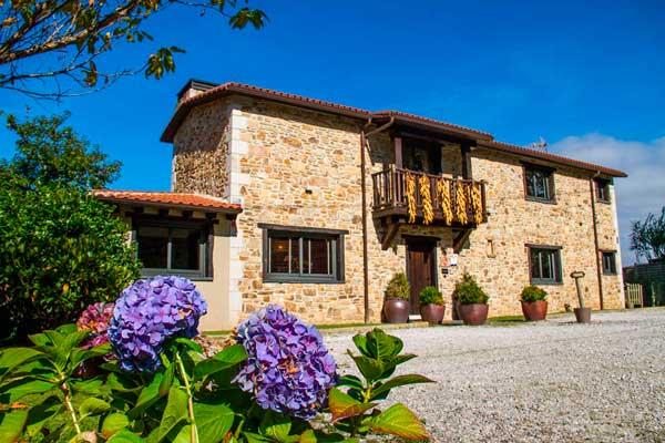 Profesionalhoreca, Casa rural La Calma Relax & Wellness, en Ribadesella