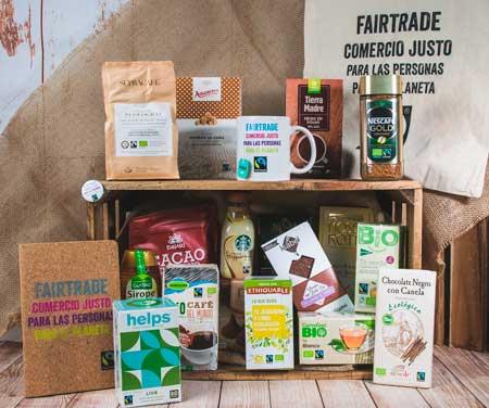 Profesionalhoreca, productos de Comercio Justo - Fairtrade