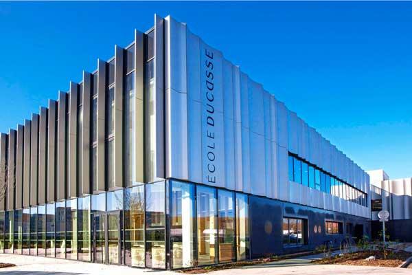 Profesionalhoreca, fachada de la nueva la École Ducasse – Paris Campus