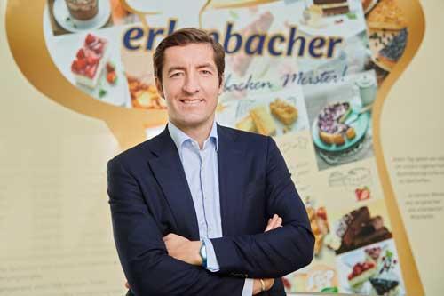 Profesionalhoreca, Bertram Böckel, el nuevo CEO de Erlenbacher