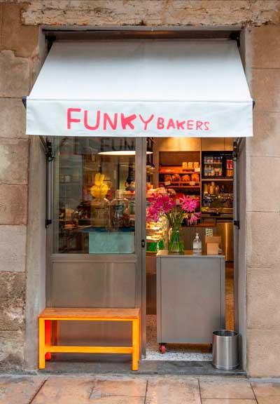 Profesionalhoreca, exterior de Funky Bakers