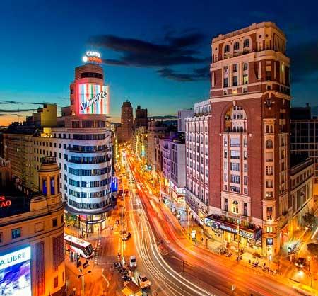Profesionalhoreca, Madrid