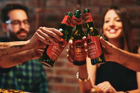 Profesionalhoreca, cervezas La Sagra Bohemia