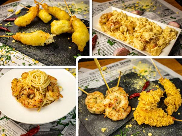 Profesionalhoreca, platos hechos con Gambón pelado al ajillo de Fripozo