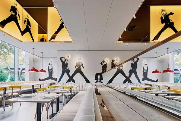 Profesionalhoreca, bancada del restaurante Croma by Flash, en Barcelona