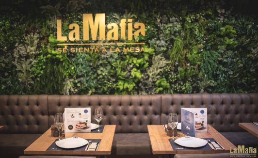 Profesionalhoreca, restaurante de La Mafia se sienta a la Mesa (LMssLM)