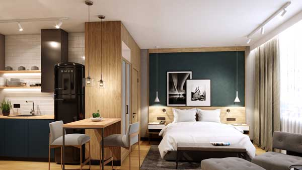 Proesionalhoreca, apartamento con servicios de Radisson
