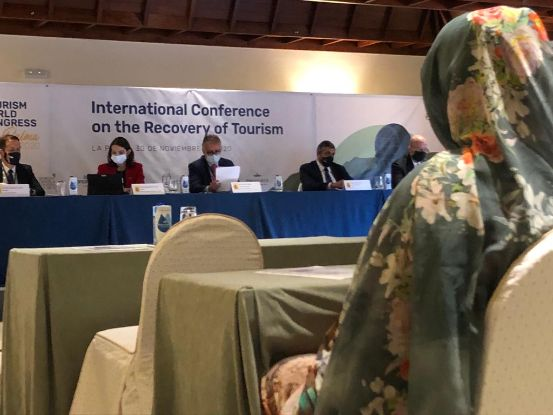 profesionalhoreca, Conferencia internacional sobre la recuperación del turismo post-Covid
