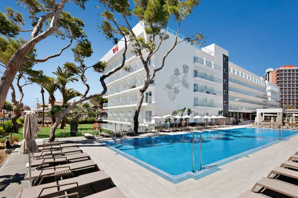 Profesionalhoreca, Hotel Riu Concordia, en la Playa de Palma