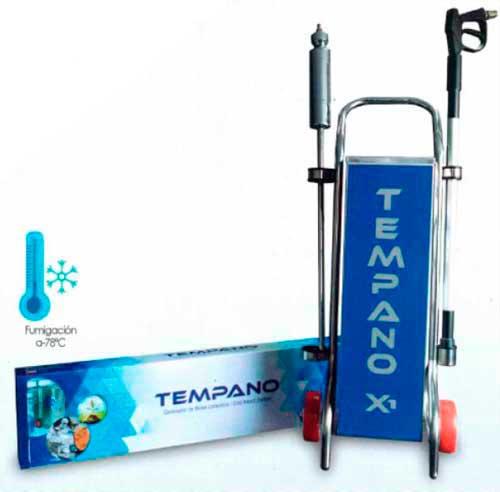 Profesionalhoreca, equipo de desinfección Tempano, de Itel