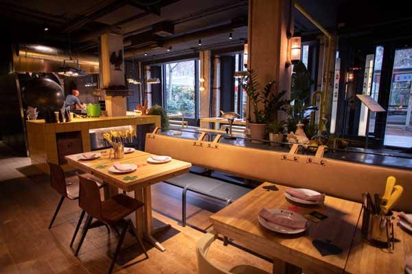 Profesionalhoreca, interior del restaurante Limbo Player Two