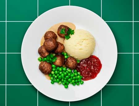 Profesionalhoreca, albóndigas vegetales de Ikea