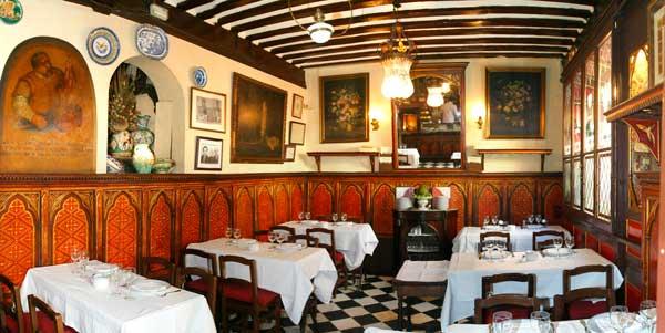 Profesionalhoreca, restaurante Botín de Madrid