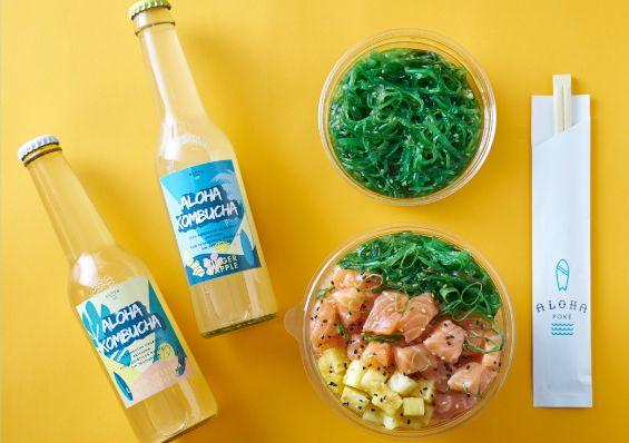 Profesionalhoreca, boles y bebidas de Aloha Poké