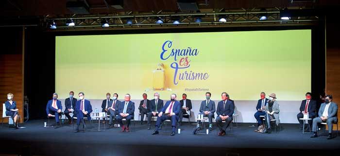 Profesionalhoreca, Cumbre de Presidentes de Organizaciones Sectoriales del Turismo de España