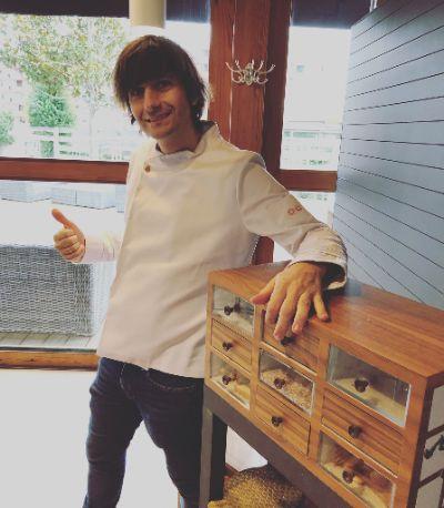 Profesionalhoreca, el chef Sergio Bastard