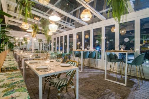 proefsionalhoreca, restaurante La Rollerie ubicado en Boadilla (Madrid)